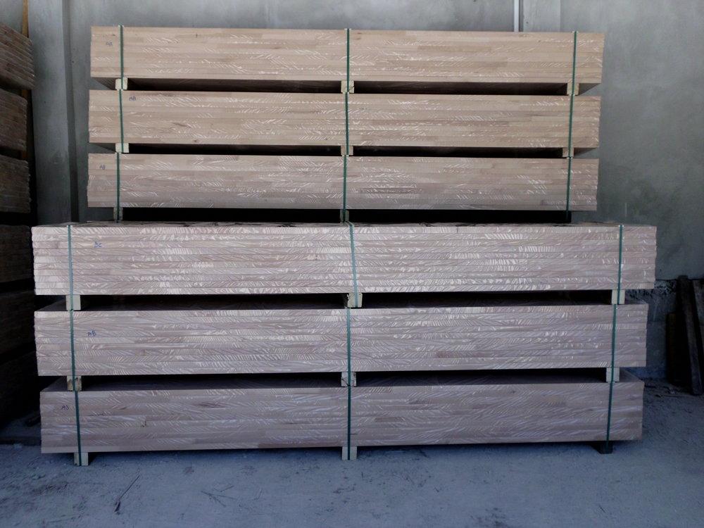 massive panels wood
