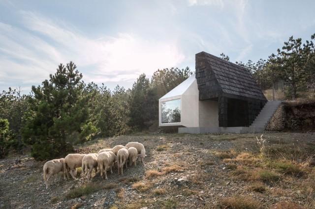 modern balkan house